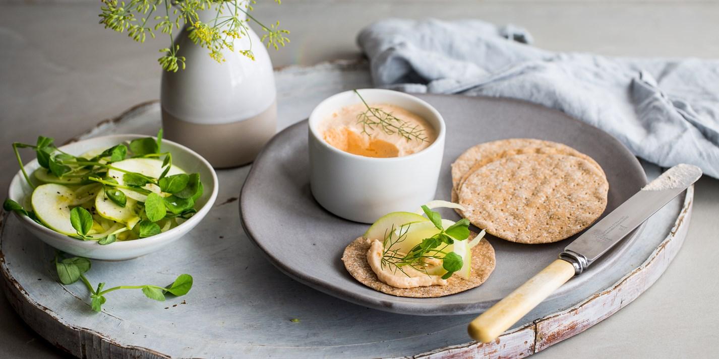 Smoked Salmon Pâté Recipe - Great British Chefs