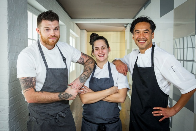 Great British Menu 2018: South West preview