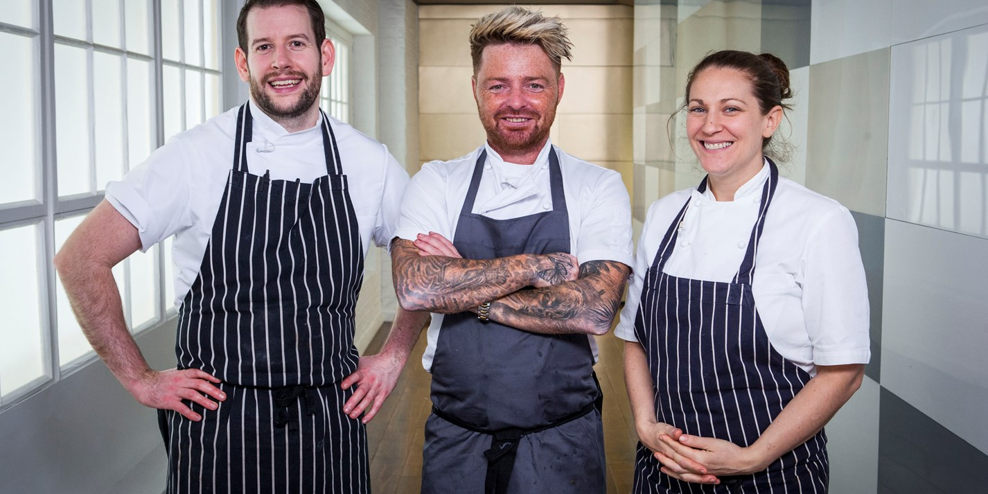 Great British Menu 2018: Northern Ireland preview