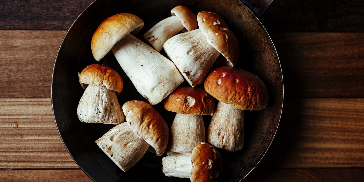 Cep recipes