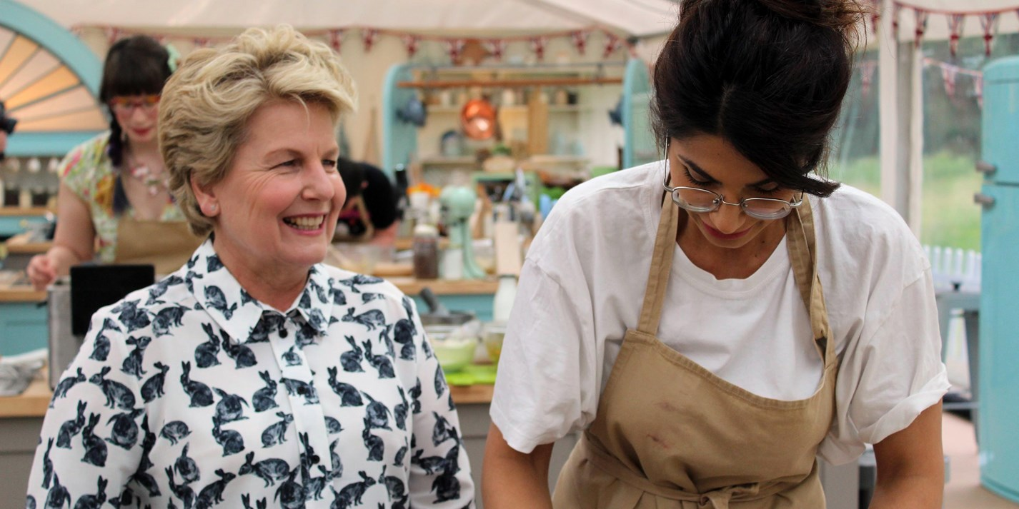 Great British Bake Off 2018: Pastry Week