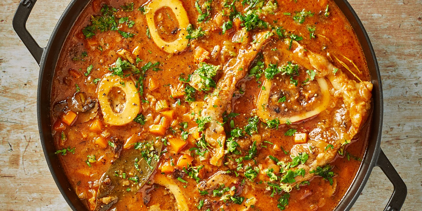 Italian Stew Recipe Great Italian Chefs