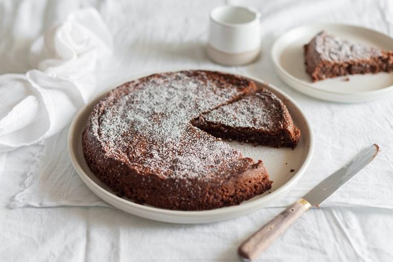 Torta di Nocciole Recipe - Great Italian Chefs