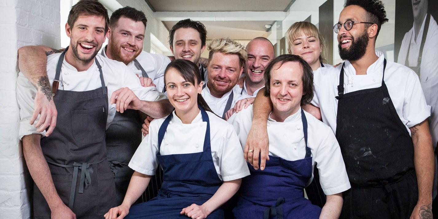 Great British Menu 2018: the finalists