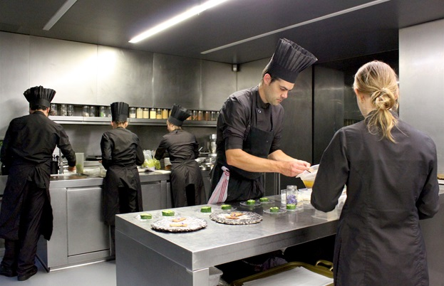 Fina Puigdevall Chef At Les Cols In Girona Great British Chefs