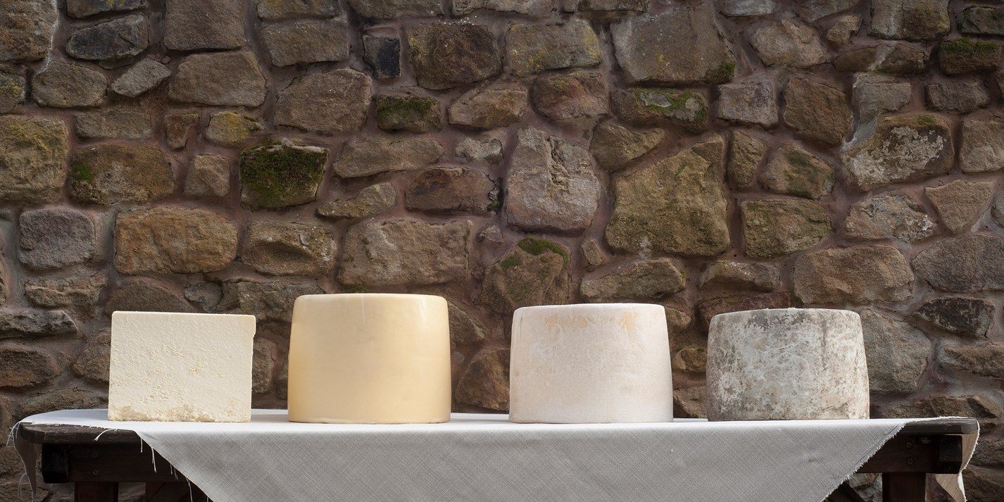 Butlers Farmhouse Cheeses: generations of flavour