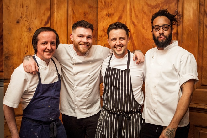 Great British Menu 2018: the final banquet
