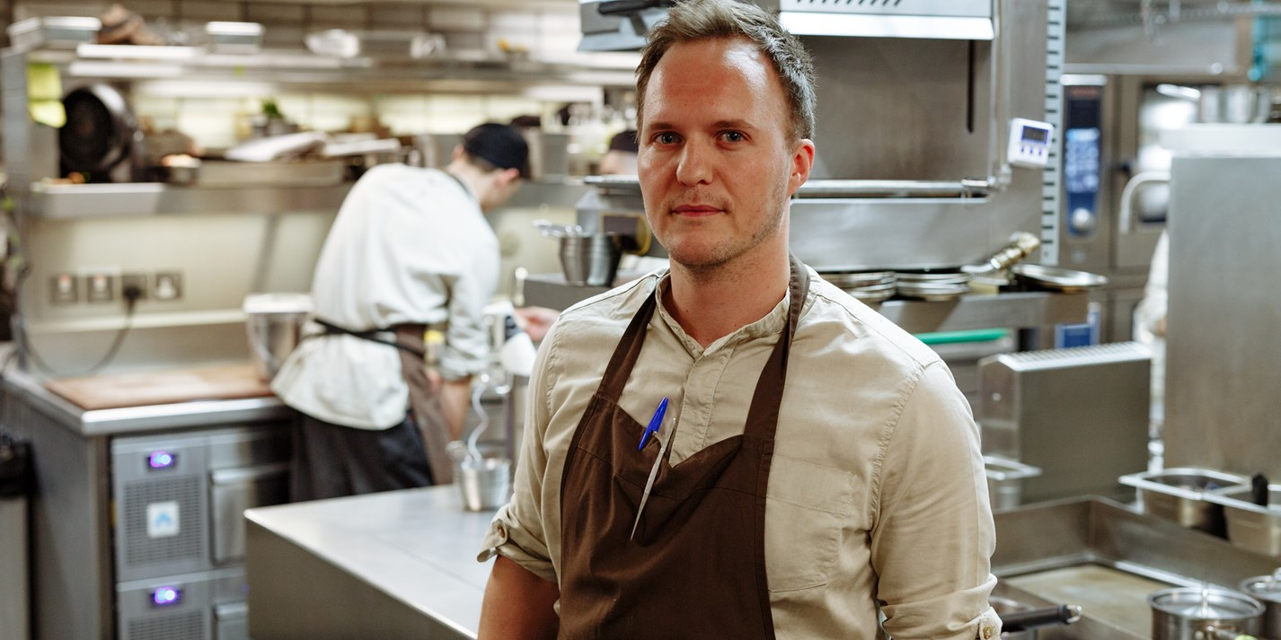 Josh Angus: Hide Ground's all-star head chef