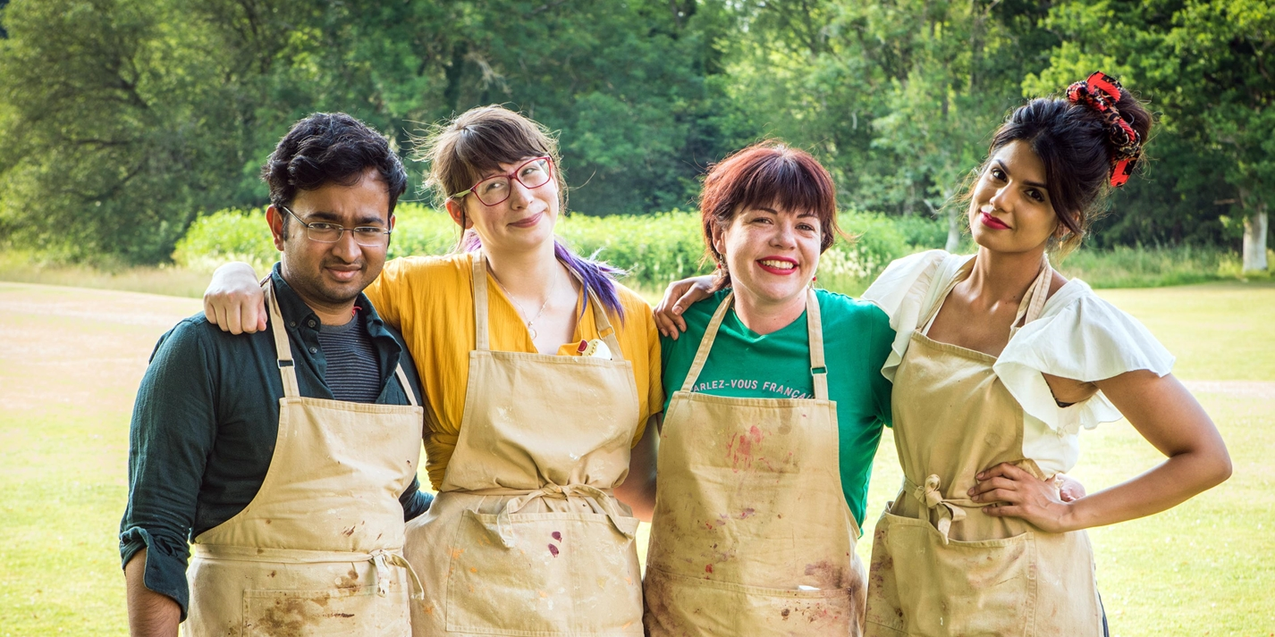 Great British Bake Off 2018: Patisserie Week