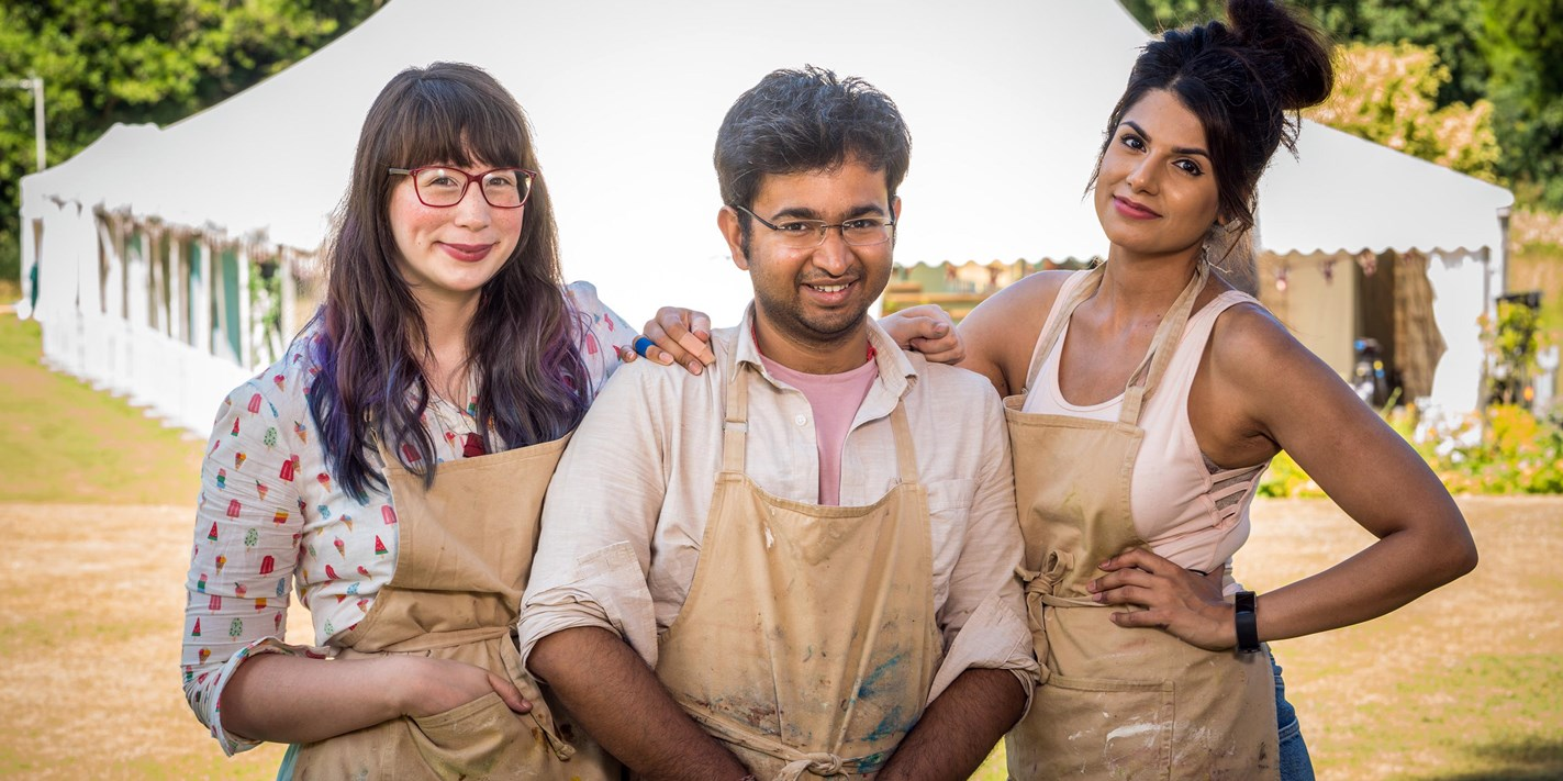 Great British Bake Off 2018: the final