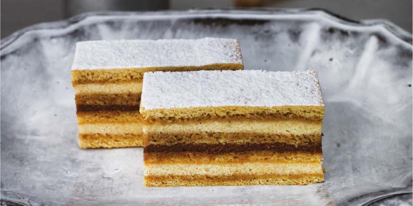 Croatian Honey Cake Recipe - Great British Chefs