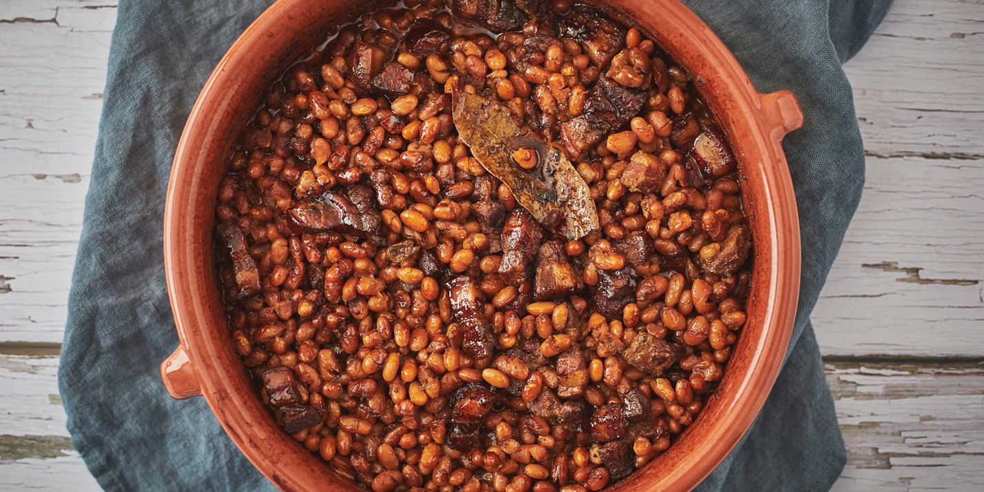 Boston Baked Beans Recipe - Great British Chefs