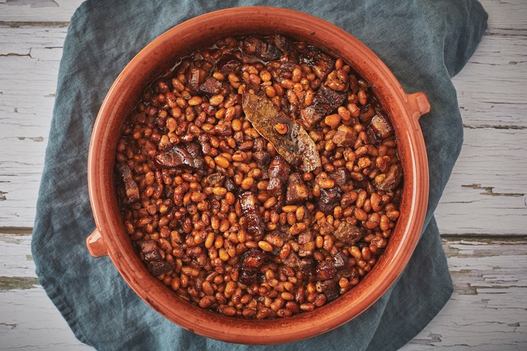 Boston Baked Beans Recipe Great British Chefs