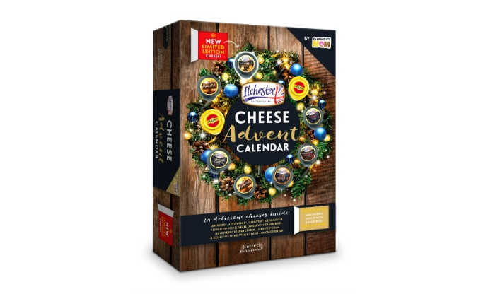 12 of the best foodie advent calendars for 2018 great. Black Bedroom Furniture Sets. Home Design Ideas