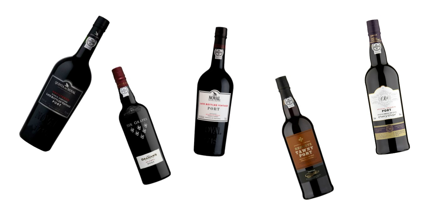 Taste test: the best ports for Christmas 2018