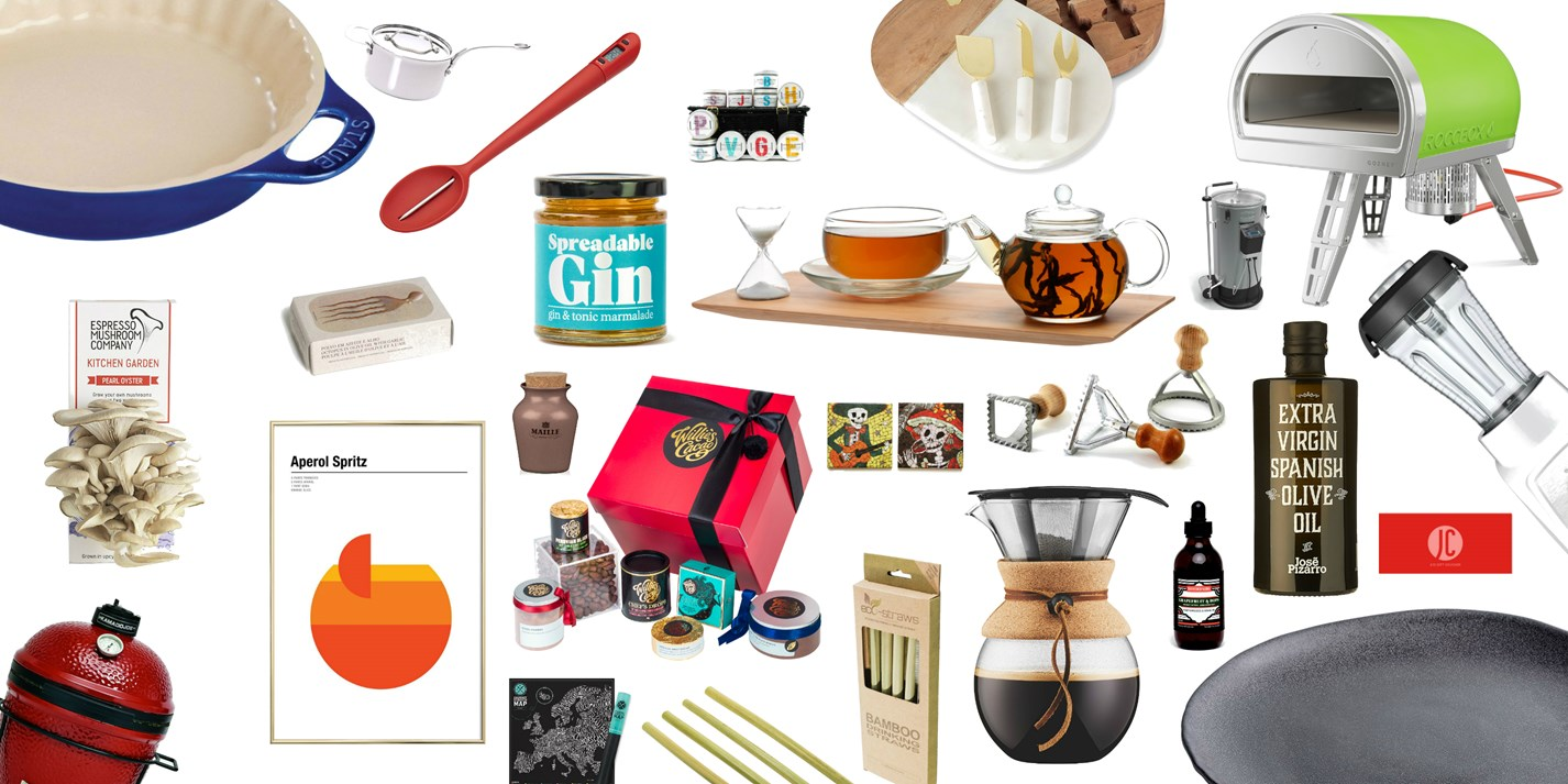 The Great British Chefs Christmas Gift Guide 2018