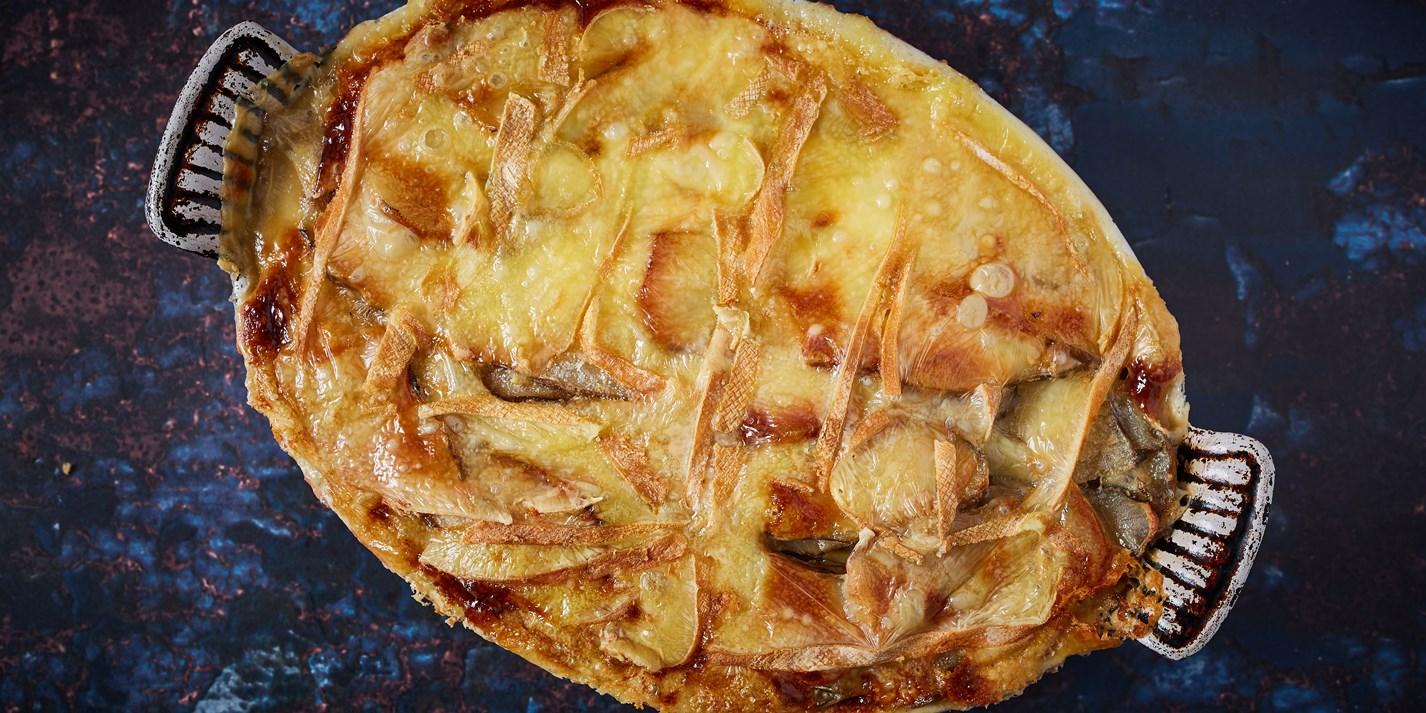Truffled Jerusalem Artichoke Gratin Recipe - Great British Chefs