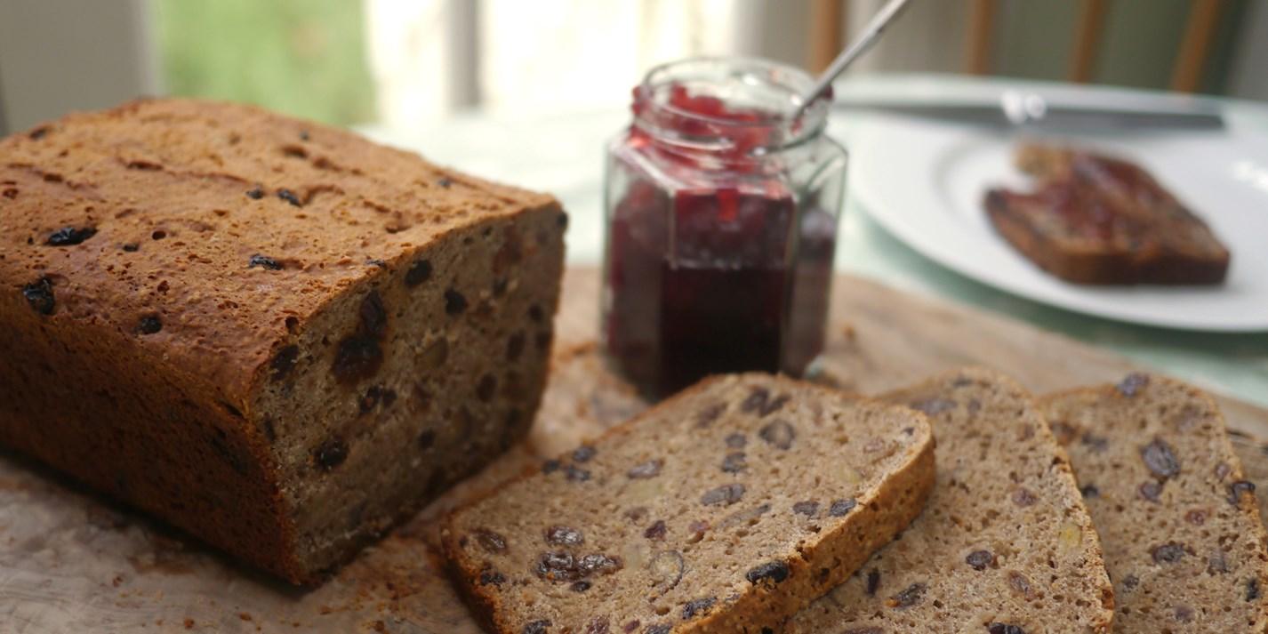 Gluten-Free Spiced Winter Loaf Recipe - Great British Chefs