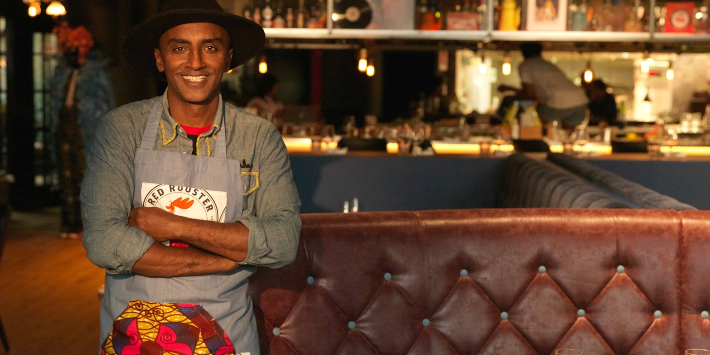 From Harlem to Shoreditch: the story of Marcus Samuelsson