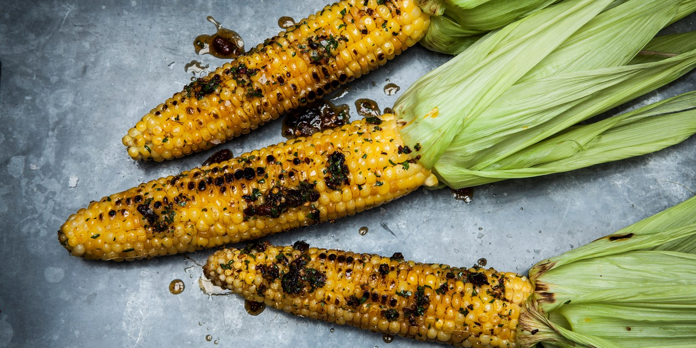 How to cook sweetcorn