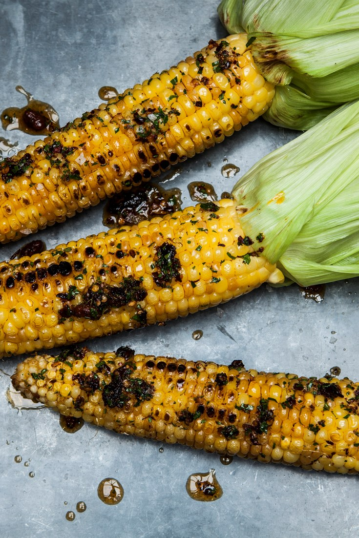 How to Cook Sweetcorn - Great Italian Chefs