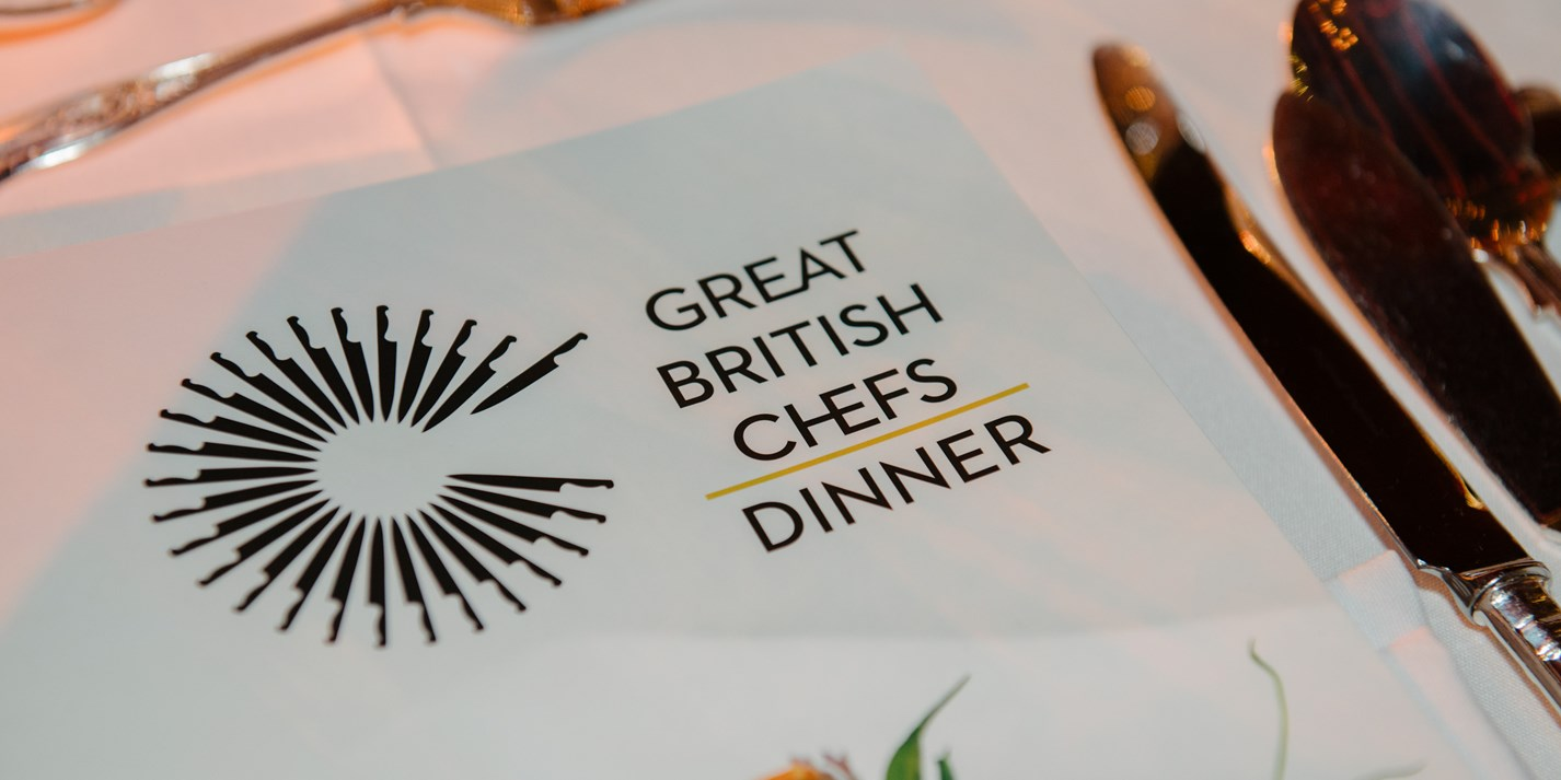 The Great British Chefs NSPCC Dinner 2018