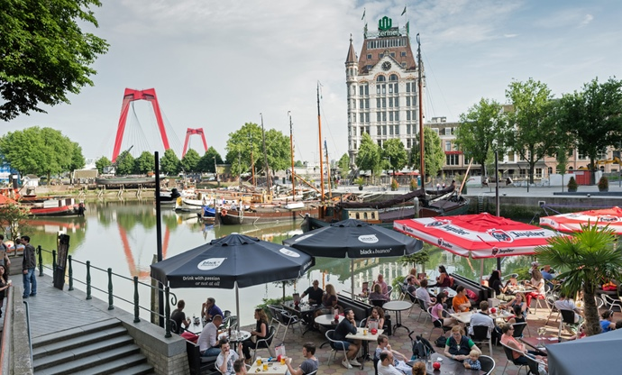 The complete foodie guide to Rotterdam