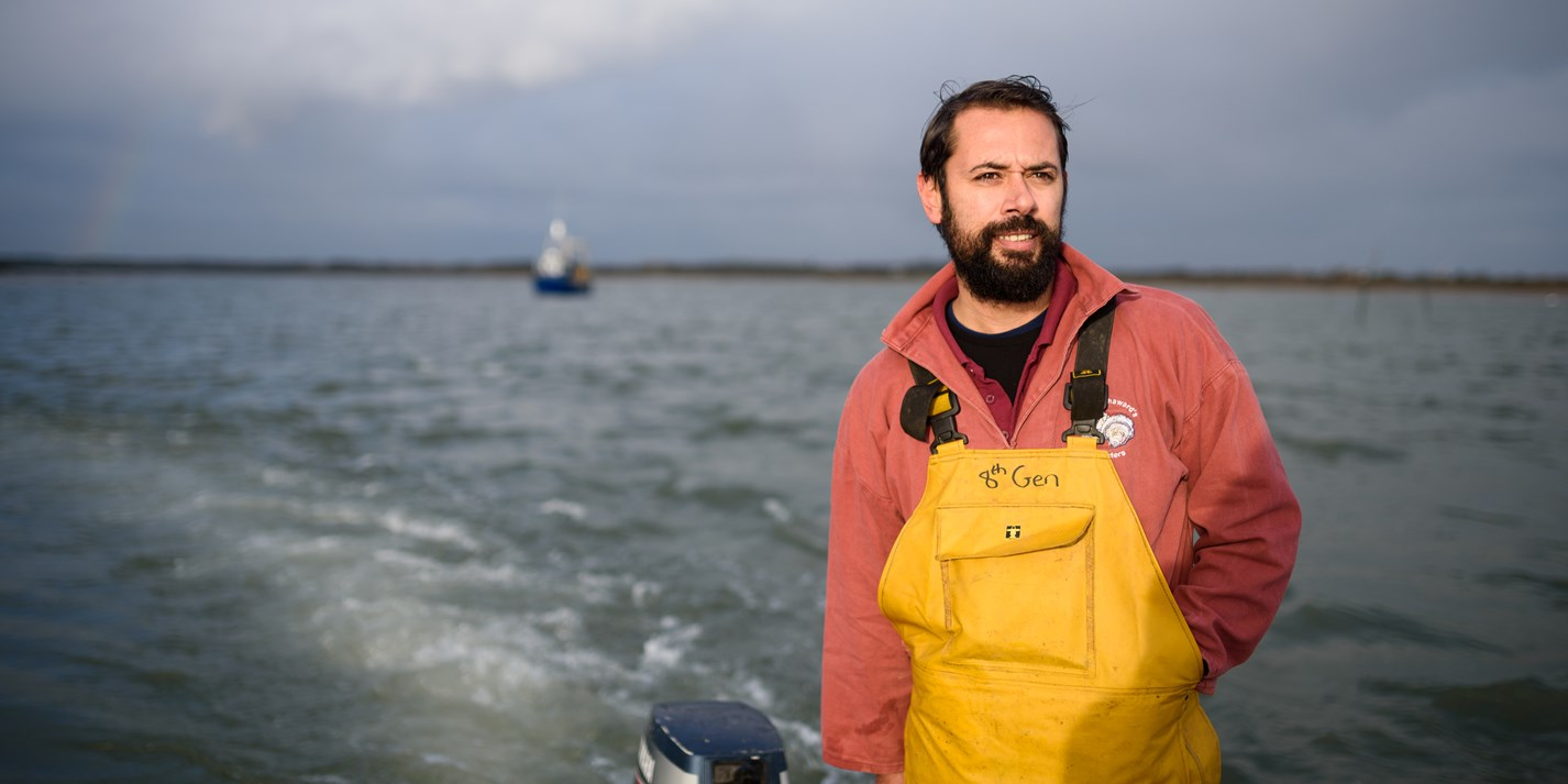 Going native: meet the eighth-generation oystermen behind Colchester's world-famous oysters