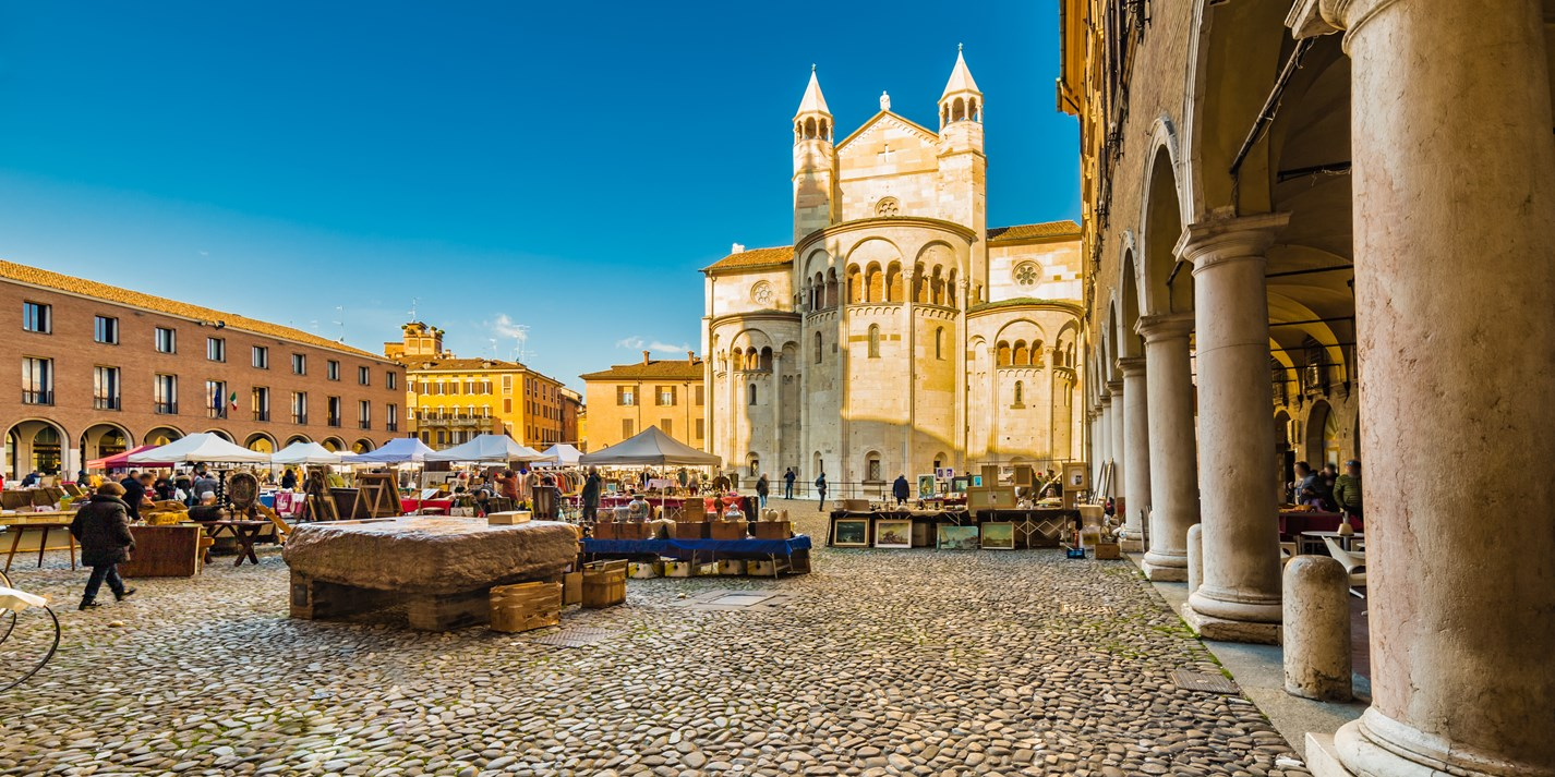 Modena: the beating heart of Italian cuisine