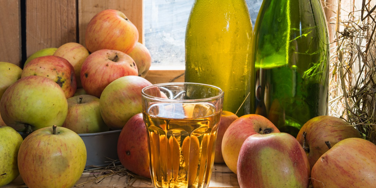 The history and origins of cider