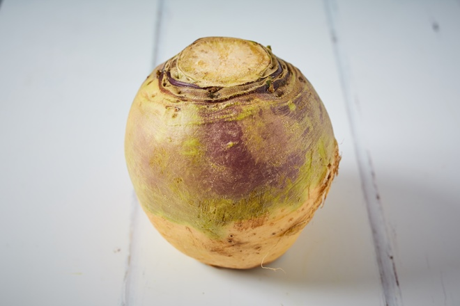 Unglamorous vegetables: swede