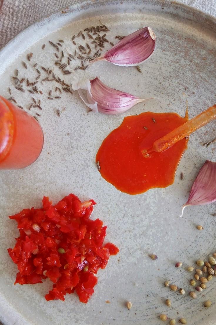 Lacto-Fermented Chilli Sauce Recipe - Great British Chefs