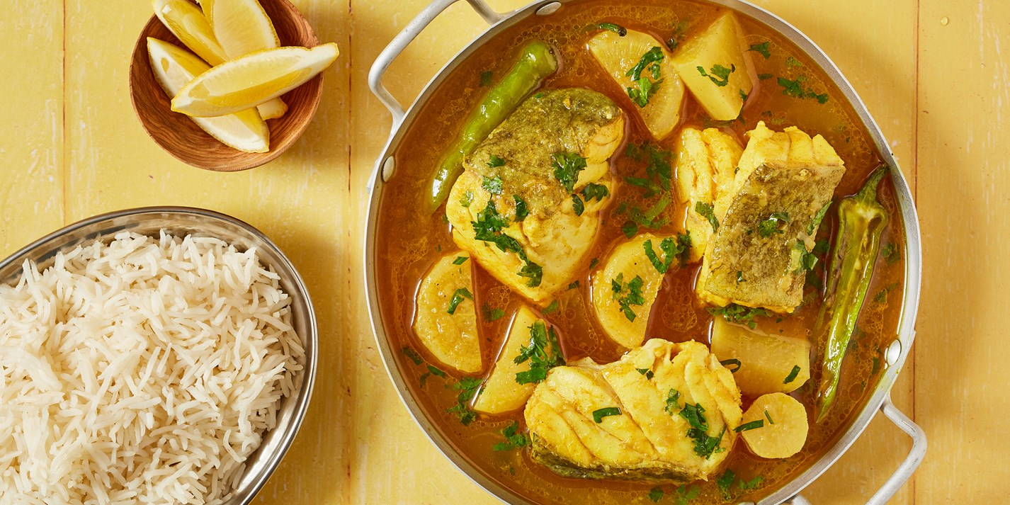 Bangladeshi Fish Curry Recipe Great British Chefs