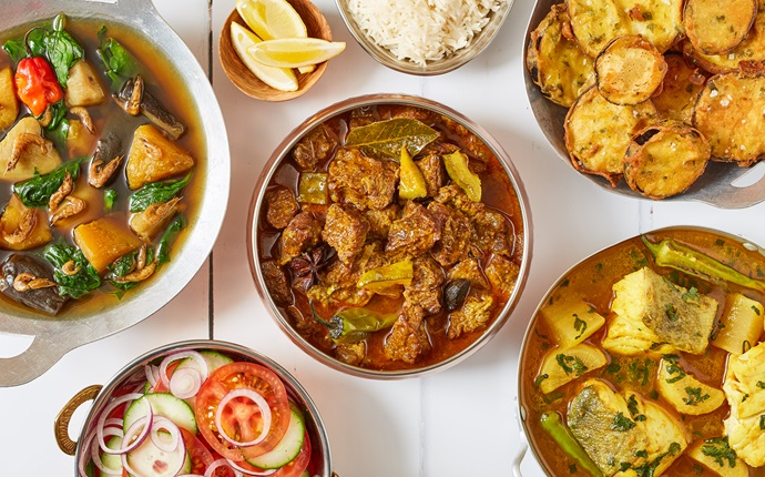 The six seasons of Bangladeshi cuisine