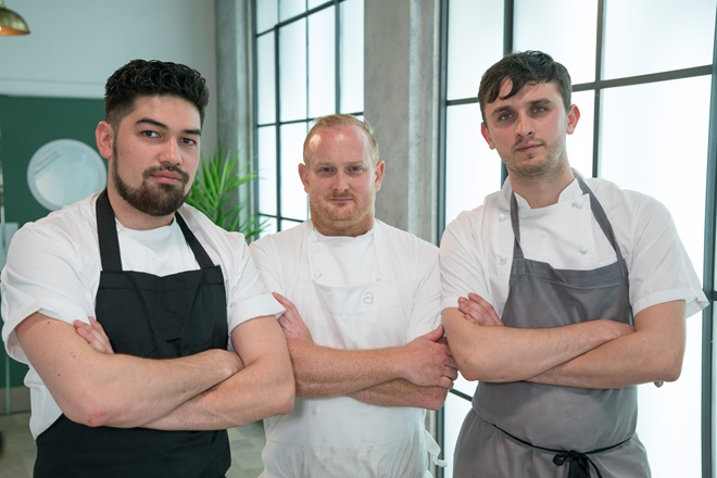 Great British Menu 2019: London and South East preview