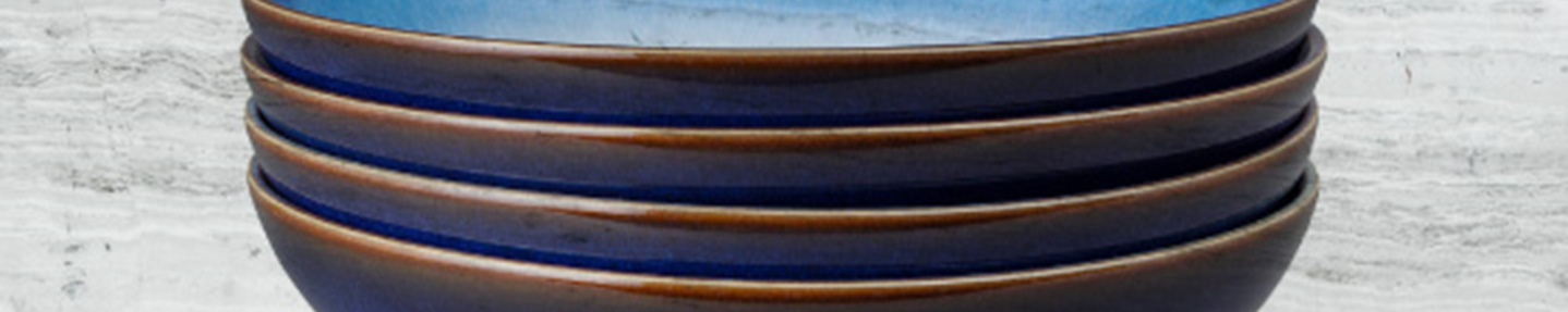 Win a set of four Denby pasta bowls