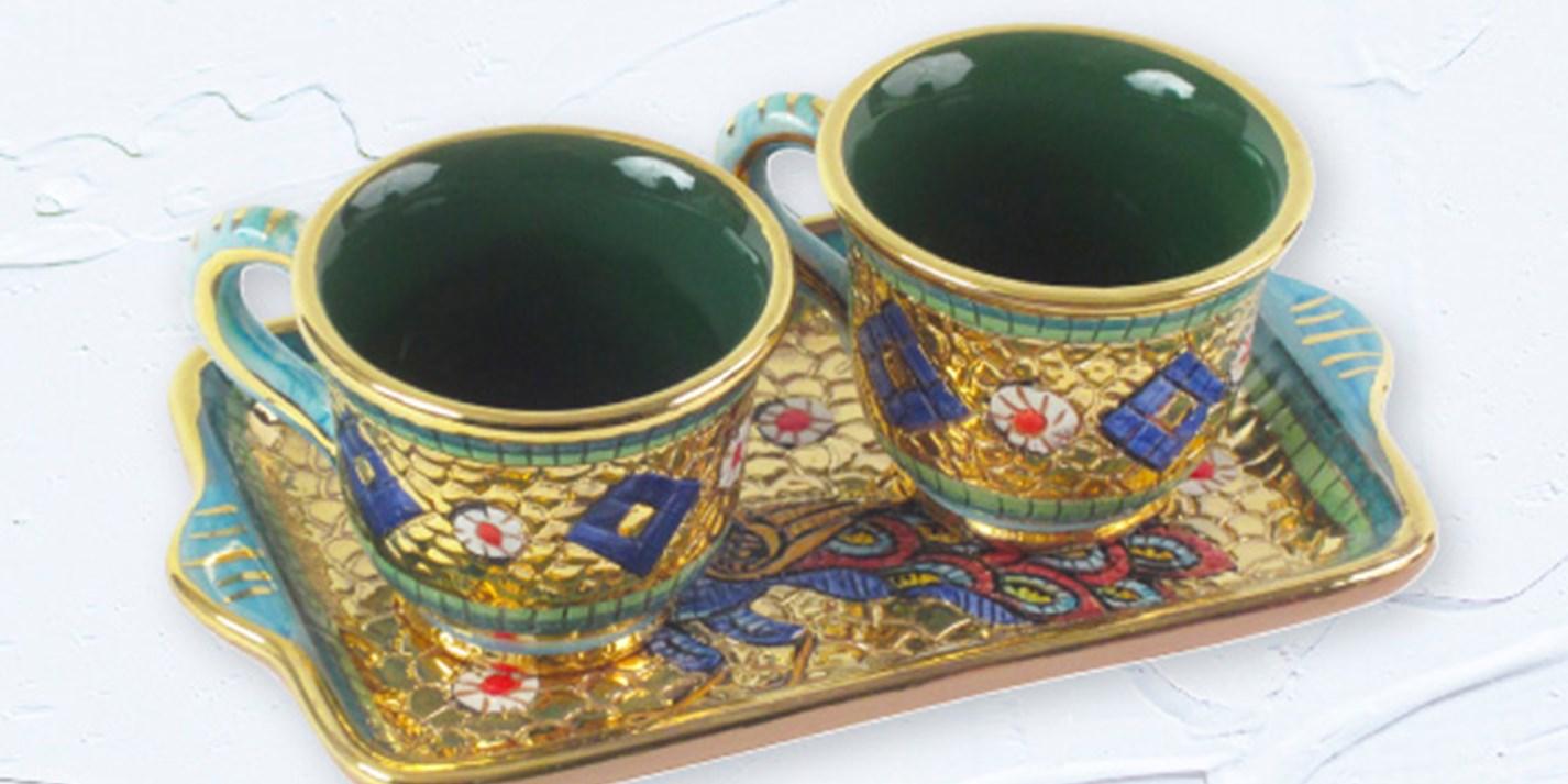 Win a set of ceramic espresso cups worth £95 - Great ...