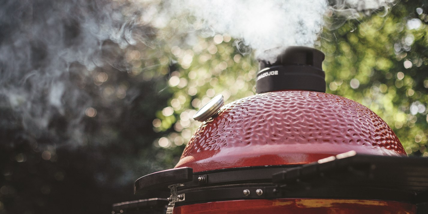 Kamado Joe: barbecue done right
