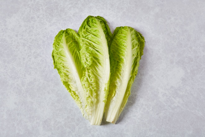 Unglamorous vegetables: lettuce