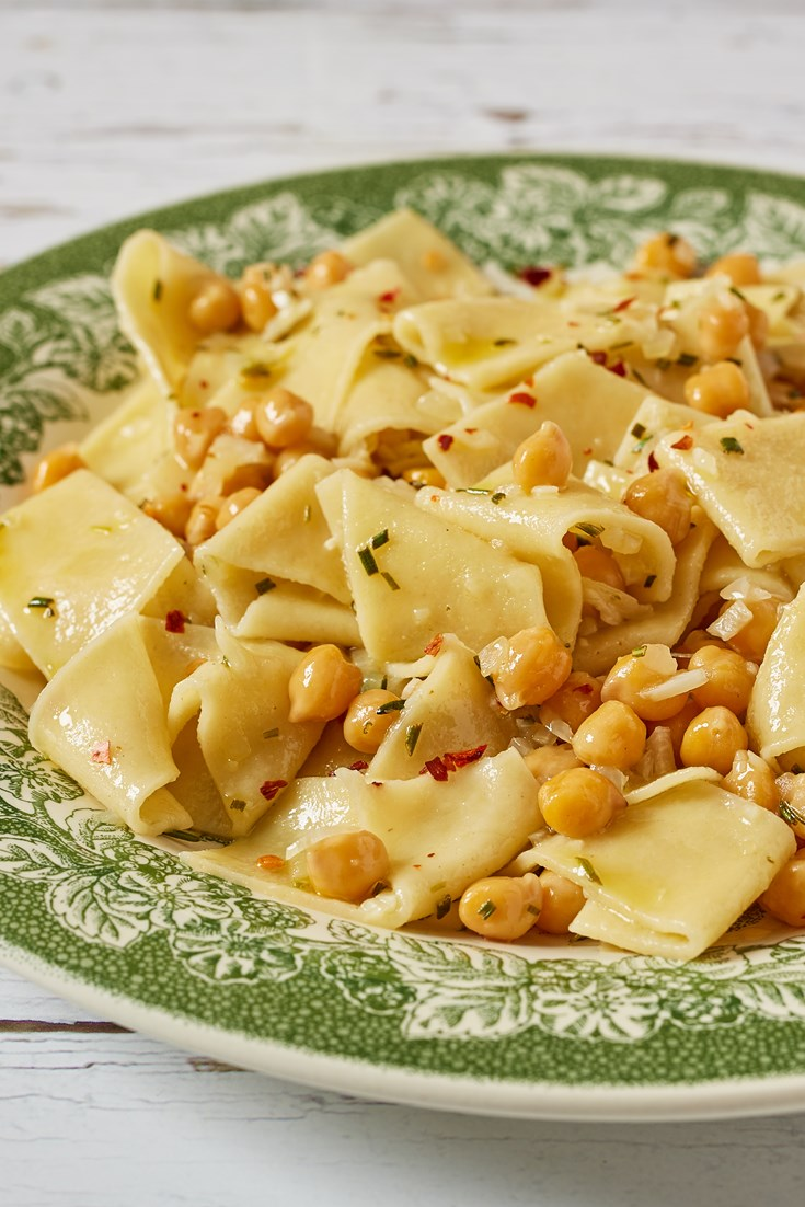 Lagane e Cicciari Recipe - Great Italian Chefs