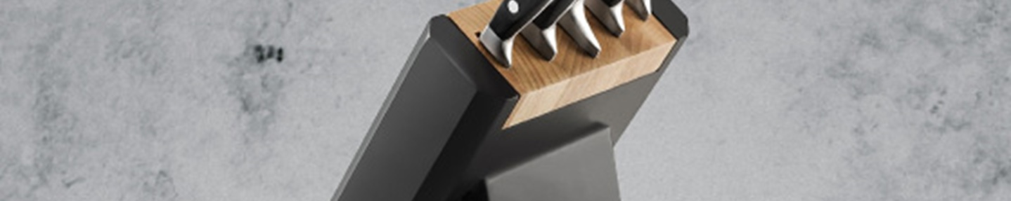 Win 1 of 2 Sabatier 5-piece knife block sets