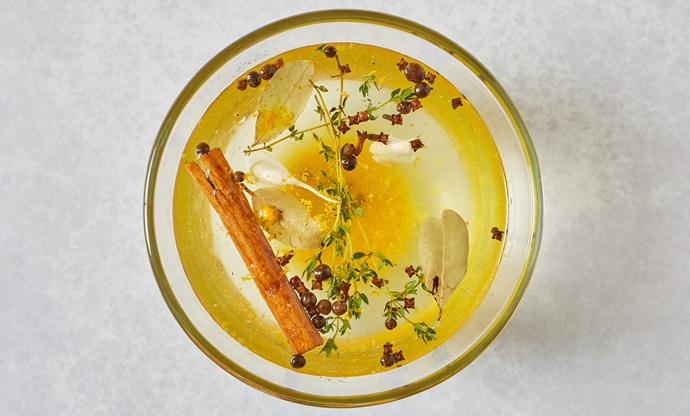 How to Make A Brine - Great British Chefs