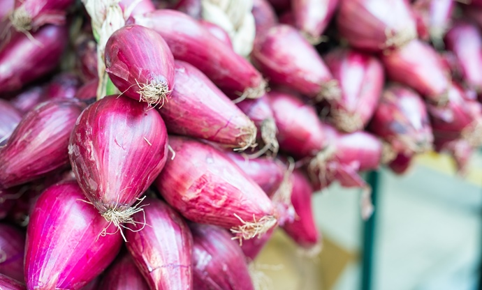 Italy's red queen: the Tropea onions of Calabria