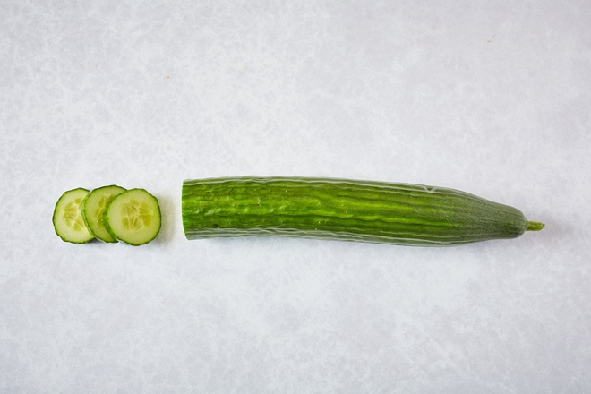 Unglamorous vegetables: cucumber