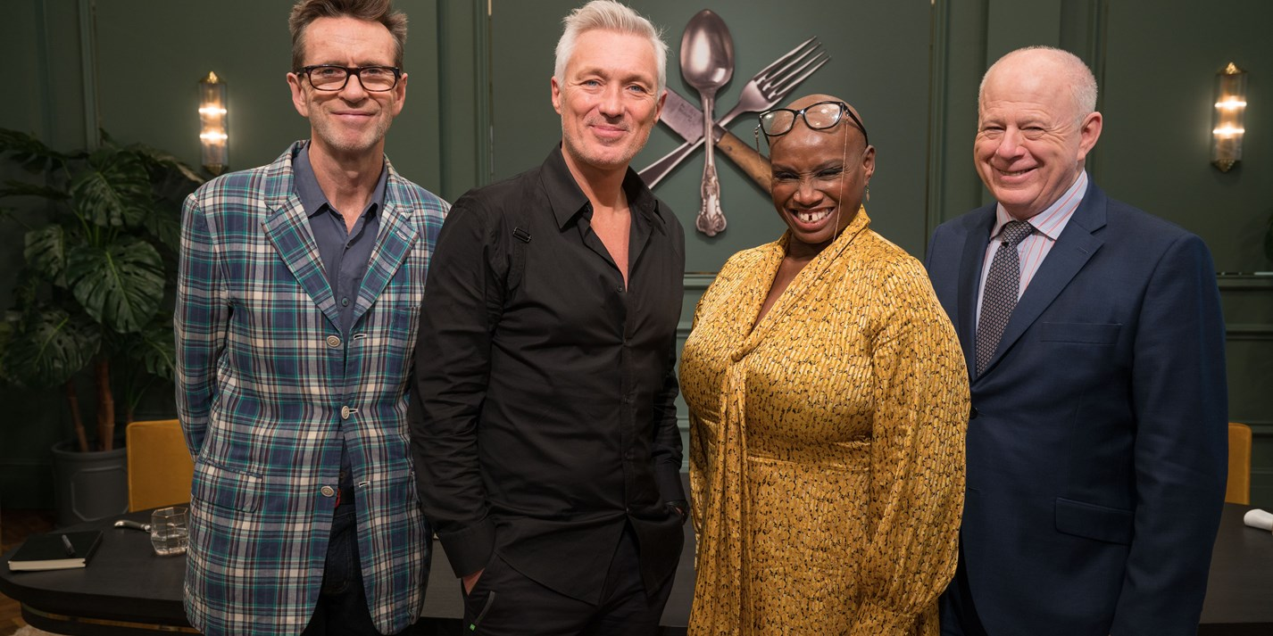Great British Menu 2019: the finalists