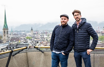 Chef's on tour: Josh Eggleton returns to Zurich