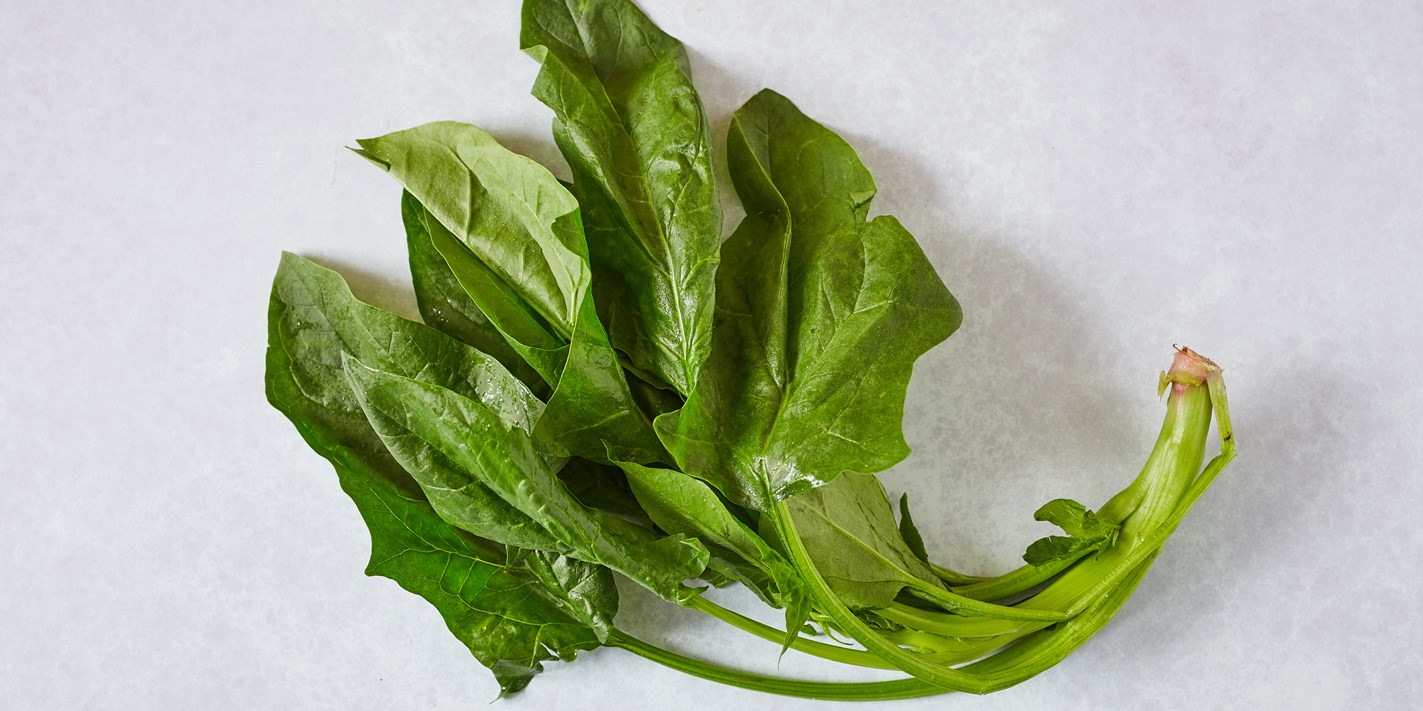 Unglamorous vegetables: spinach
