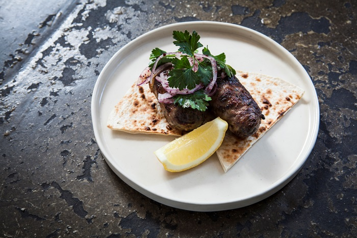 Maison Bab Creating The Ultimate Kebab Great British Chefs