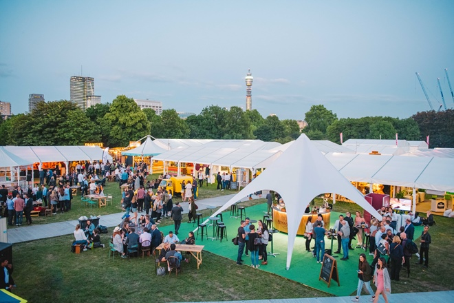 7 unmissable food festivals in 2020