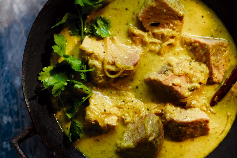 Maldivian tuna curry